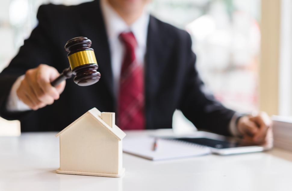 aukce nemovitosti